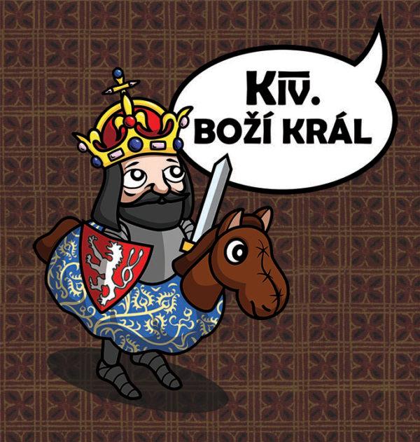 KIV – boží král