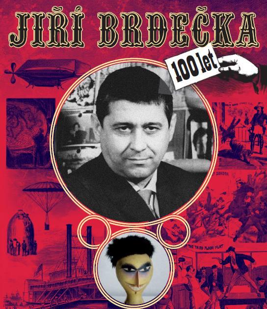 Jiří Brdečka 100 let